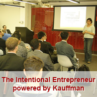 The Intentional Entrepreneur powered by Kauffman Fastttrac - Workshop